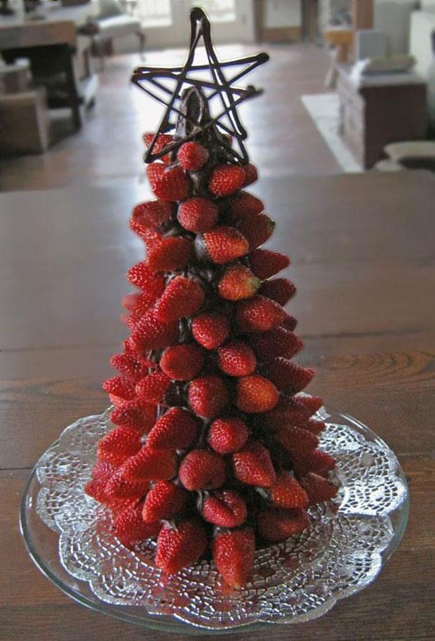 comida natalina