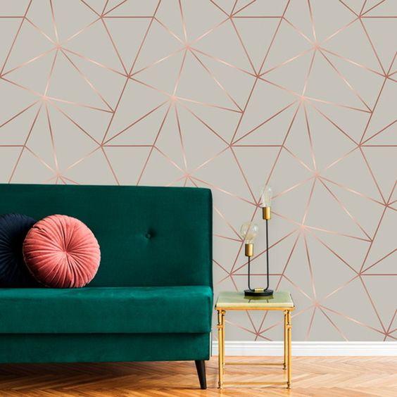 Papeis de parede - como decorar