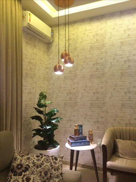 Quer saber Dicas de iluminação para Sala de TV ficar mais aconchegante.